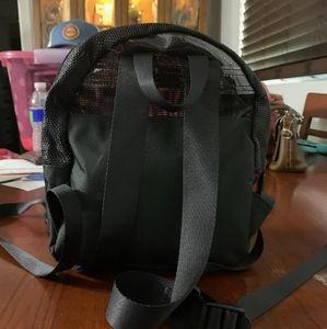 Mesh VS Pink Backpack